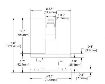 雷达水位计适合在提升站和泵进行精确可靠的液位测量