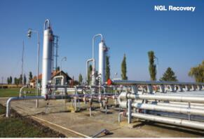 可用于天然气工业的液位仪表集锦