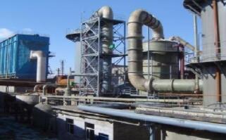 石灰供应商使用雷达水位计控制熟料水平