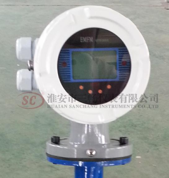 雷达液位计其中一个优势就是高稳定性的表头