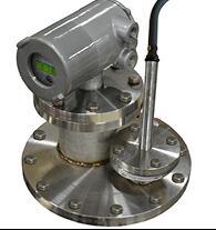 具有静止和平均温度探头的雷达液位计的性能详解