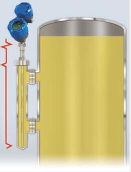 用导波雷达技术解决物位测量问题