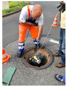 80 GHz雷达物位计可实现废水领域的新应用