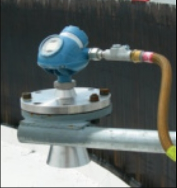 罗斯蒙特5400非接触式雷达液位变送器